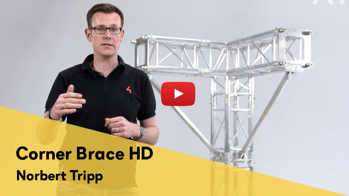 MILOS Corner Brace HD - The guy wire EXECUTIONER!