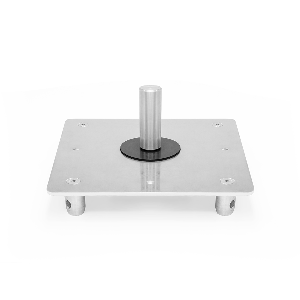 SPEAKERSTAND-PLATE|QTB