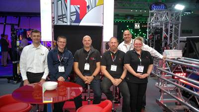 Thank you for visiting us at PLASA!