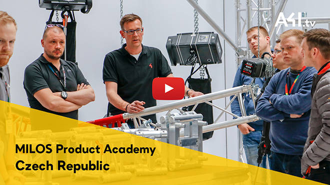 MILOS Product Academy held in Czech and China