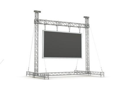 LSG2  LED Screen structures