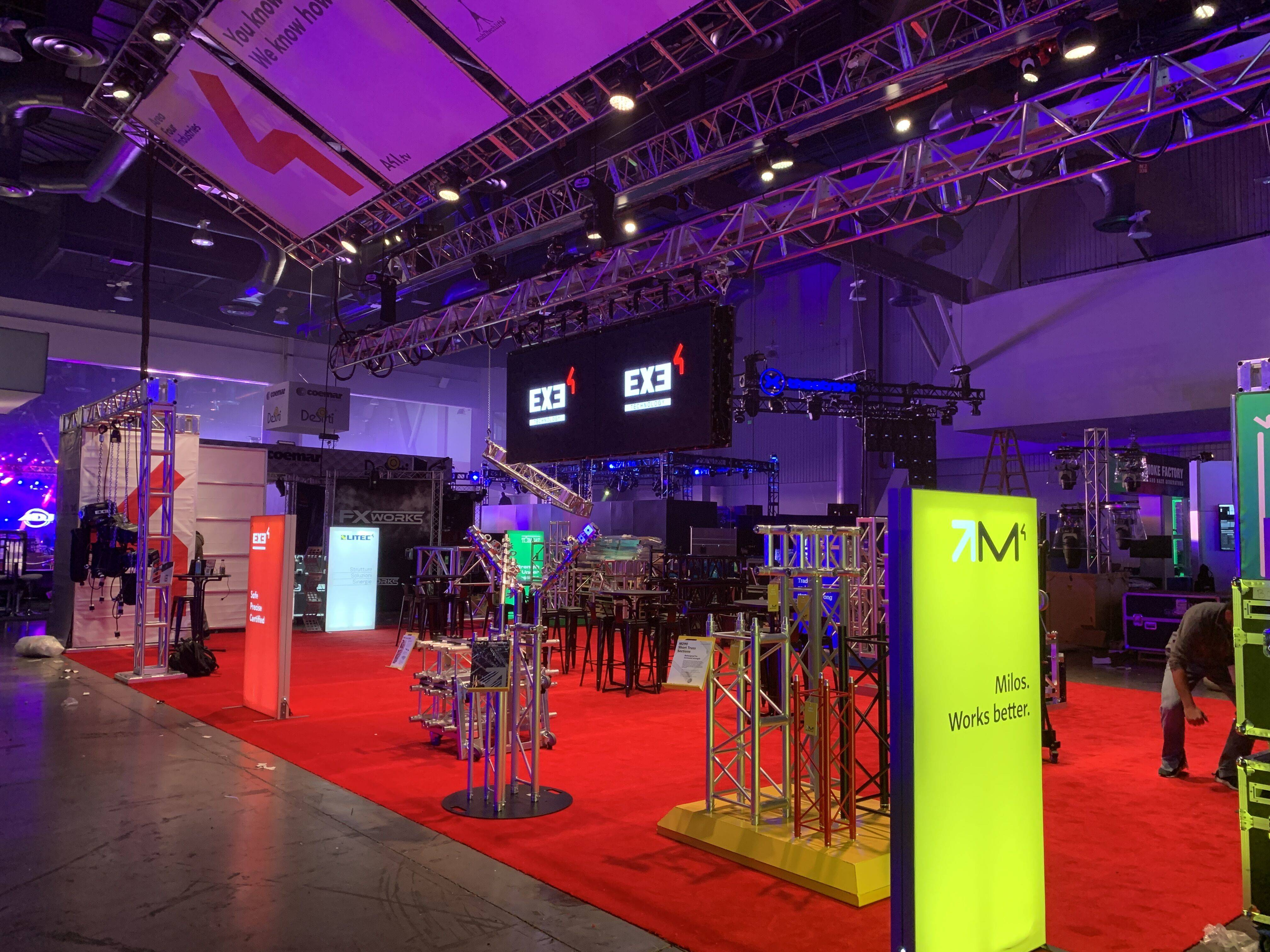 The LDI Show in Las Vegas